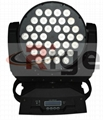 36*10w 4in1 zoom  LED moving head Wash