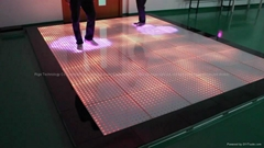 High resolution Led interactive dance floor