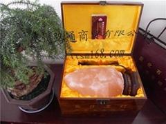 Salt Lamp (gift package)