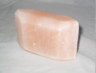 crystal salt bath soap