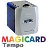 簡單  值彩色ID卡打印機 T