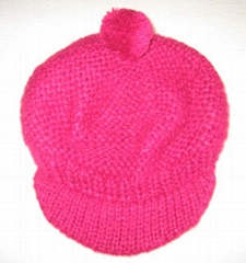 hand knitted hat 2