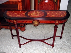 classical console