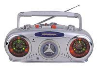 手提式收錄音機