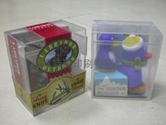 PVC膠盒印刷
