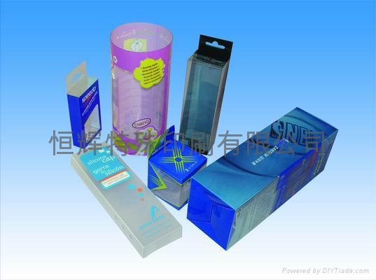 PVC膠盒印刷 2