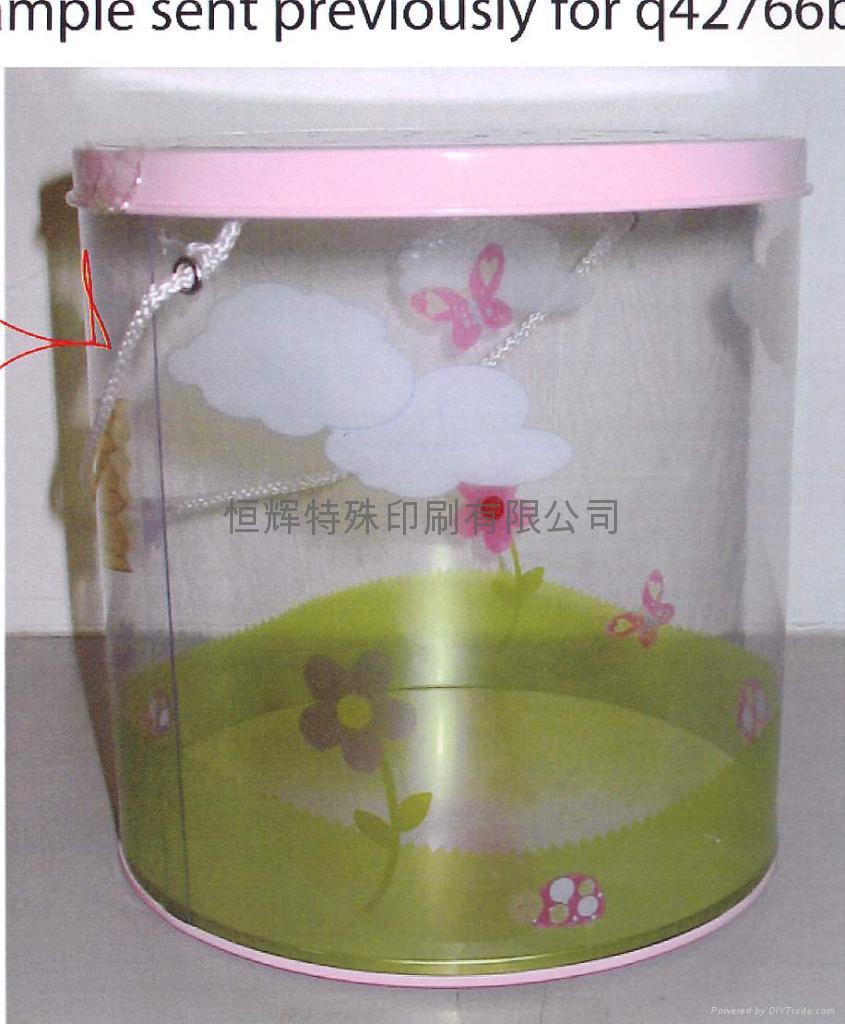 PVC膠盒印刷 3