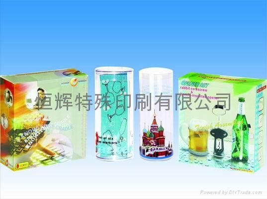 PVC膠盒印刷 5