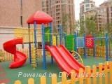 遊樂設施 塑螺旋滑梯模具加工