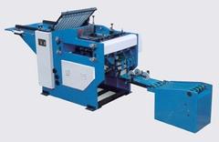 SEMI-AUTOMATIC FOLDING MACHINE