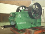 PEY Hydraulic Protective Jaw Crusher