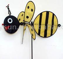 bee windmill