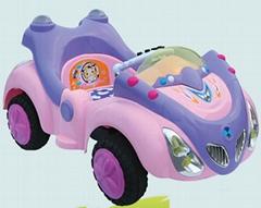 带遥控电动童车-小蛮牛(新款)