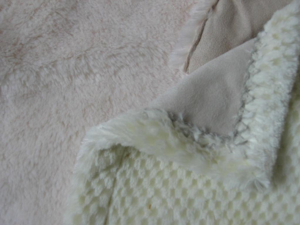coral fleece throw/blanket 5
