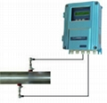 Intrusion Type Ultrasonic Flow Meter