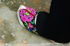 鞋垫专用绣花机 3