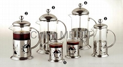 tea set / tea cup / tea maker