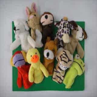sell finger puppet 1