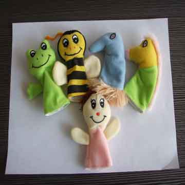 sell finger puppet 3