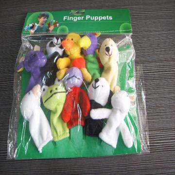 sell finger puppet 4