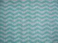 Spunlace nonwoven fabric Wave printing