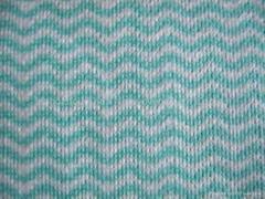 Spunlace nonwoven fabric Wave printing type