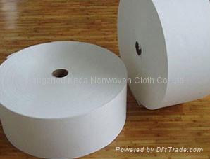 Spunlace nonwoven fabric Diamond printing type 5