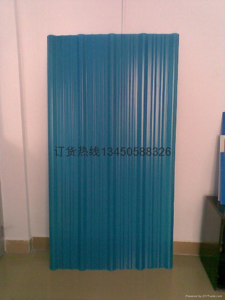 upvc塑料瓦 2