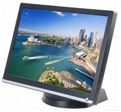 Desktop Wide-screen LCD touchmonitor 22''