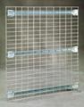 Wire mesh decking