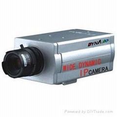 宽动态IP网络摄像机
