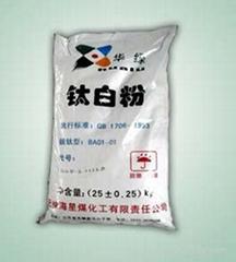 华绿钛白粉BA01-01