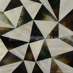 貝殼馬賽克,貝殼瓷磚,貝殼牆面裝飾材料