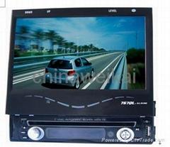 触摸屏车载DVD 车载显示器