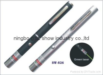green laser pointer 1