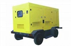 Mobile type diesel gensets