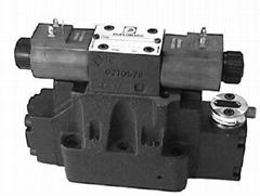 带监测功能阀芯的电磁方向控制阀