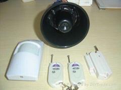 无线家用防盗器