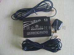 自主定位氣壓式防盜器