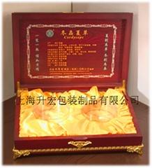 上海燕窩盒,保健品盒,月餅盒