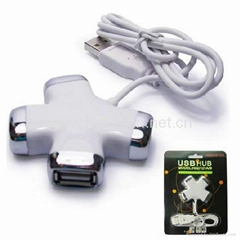 Butterfly USB HUB with 4 ports