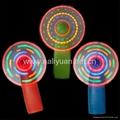 mini flash fan with 32 different flash shape