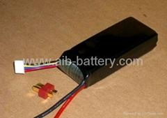 Li-ion Polymer batteries,