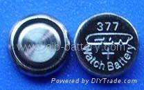 Si  er Oxide Button Cell