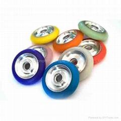 PU wheel/wheel/rubber wheel