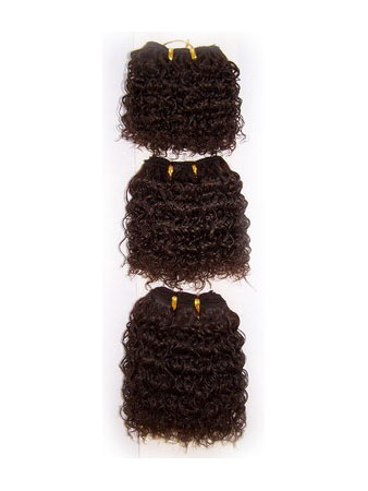 HUMAN HAIR EXTENSION 3