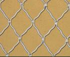 Artistic pattern mesh