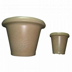 biodegradable flowerpots
