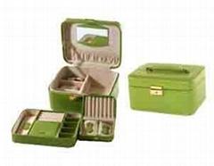皮制珠宝盒