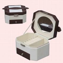 PU Leather Jewelry box